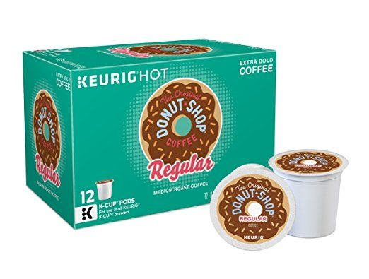 Original Donut Shop Regular Keurig Single-Serve K-Cup Pods Guarantee amazing espresso each time with cases exceptionally intended to work in Keurig brewers with correct pound and extraction; Category: Coffee Tag: Original Donut Shop Regular Keurig Single-Serve K-Cup Pods $33.83