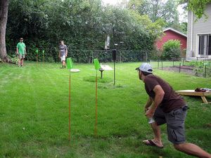 25 Best Homemade Outdoor Games Images On Pinterest