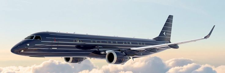 Havendo interessados em comprá-los, a Embraer pode transformar os conceitos em realidade (Embraer)