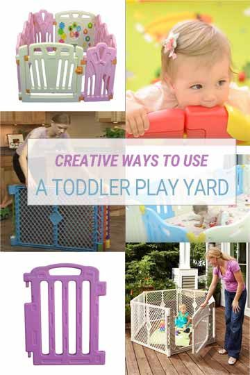 Multi panel toddler play yard. What to look for before buying a super yard to keep your kids safe in and outside your home.