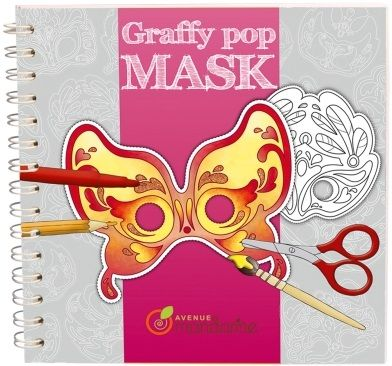 #Party games: Graffy #Pop Mask