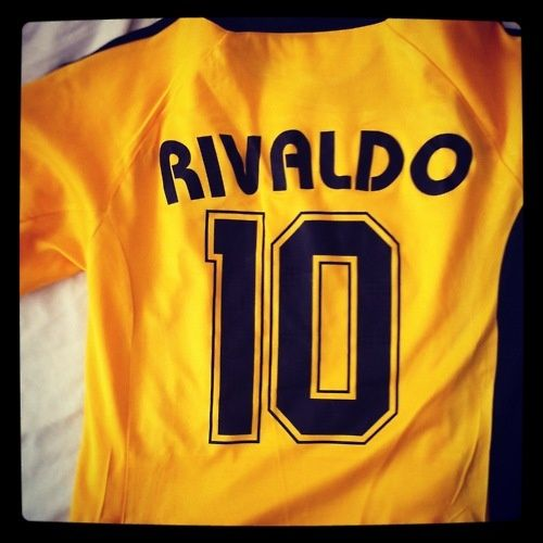 AEK Athens (Rivaldo) 2008/9