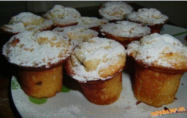 Tvarohové muffiny