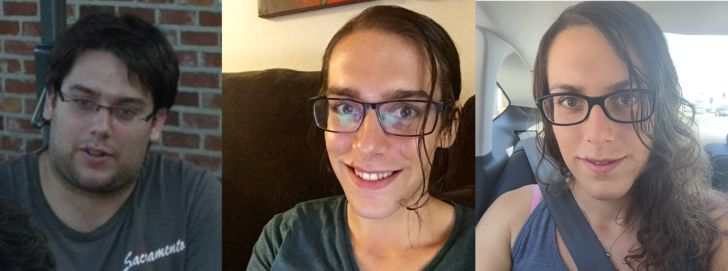 From 3 years before hormones to 1.5 years after - 31 MTF, 16 months HRT