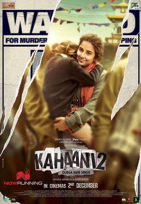 Kahaani 2 movie review: Vidya Balan fleshed-out performance