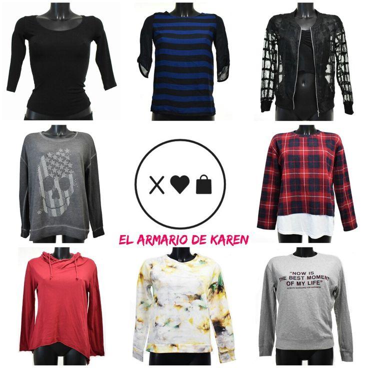 🆕 NoVeDaDeS en la tienda! 🛍🆙 Karen ya ha puesto su armario a la venta, y tu, a qué esperas? Gana un dinero extra con la ropa que ya no usas 👕👖👠👓, nosotras nos encargamos de todo! 👉 www.poramoralshopping.es  #newin #novedadesenlatienda #ideasregalo #ropacomonueva #ropasegundamanoonline #tiendaonline #ropasegundamanoespaña #ropasegundamanobarcelona #ropacasinueva #armariosporamoralshopping #poramoralshopping