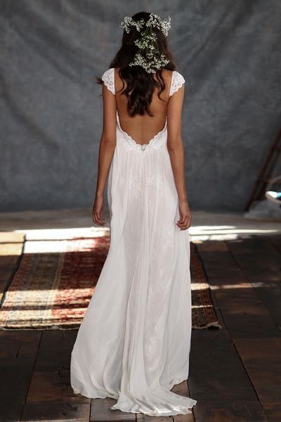 Claire Pettibone bridal 2015 - We're bringing sexy back: 11 trouwjurken met een blote rug
