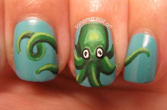Octopus! Might also be cool if some one did this as Cthulhu. ;)