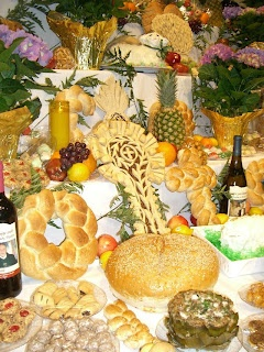 St. Joseph Table Feast