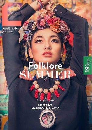 LocalBrand.co.id e-Magazine Cover | 19th edition |  Floklore Summer Issue all wardrobe by LocalBrand.co.id Click issuu.com/... for read the e-Magazine #LocalBrandID How to buy? Visit www.localbrand.co.id Line : localbrandid SMS/WA : +62858 3015 3333 BBM : 7436815A BB channel : LocalBrand.co.id