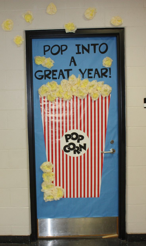 37 best Door Decorations images on Pinterest   Classroom ...