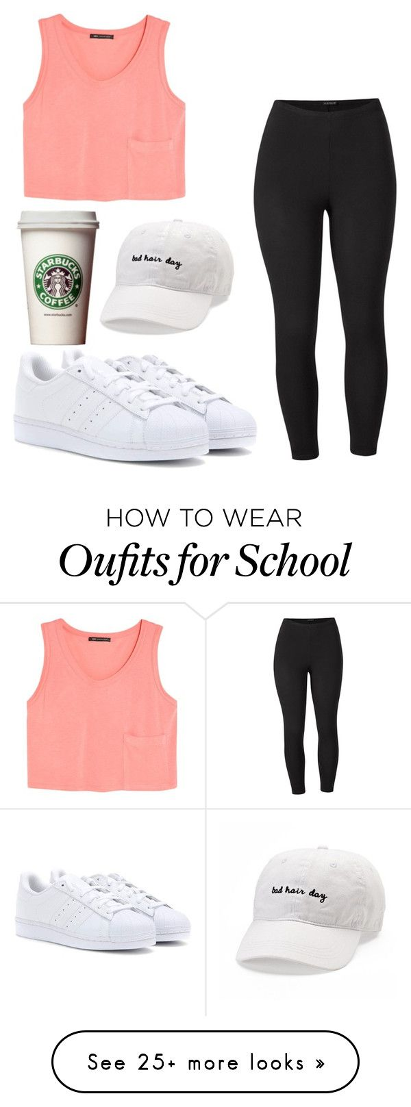 """Untitled #249"" by summerfall24 on Polyvore featuring MANGO, Venus, adidas, SO and plus size clothing"