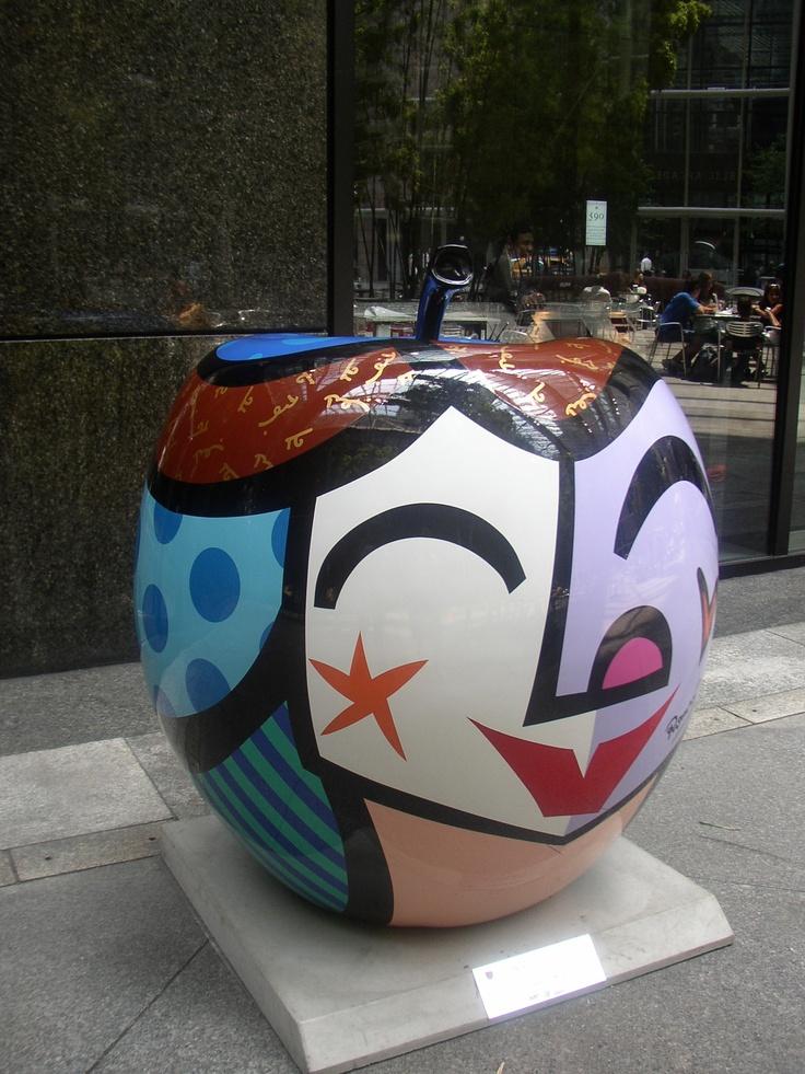 713 best public art images on pinterest public art fish for Fat fish blue toledo