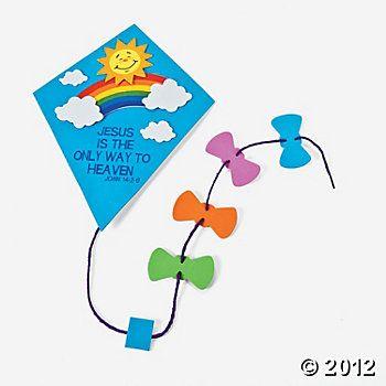Inspirational Kite Door Sign Craft Kit