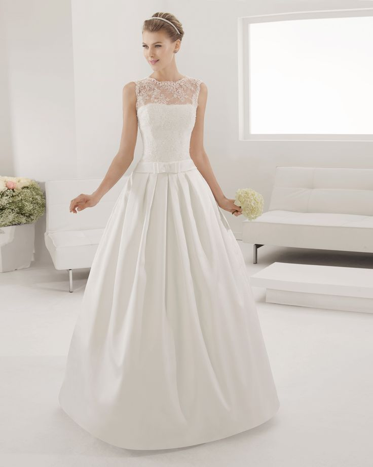 Wedding Dresses without Trains