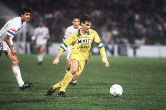 Didier Deschamps FC Nantes