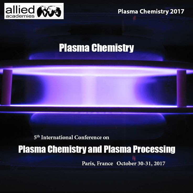 Plasma chemistry is the branch of chemistry that studies chemical processes in low-temperature plasma, including the laws that govern reactions in plasma and the fundamentals of #plasma chemical technology. Plasmas are artificially produced in #plasmatrons at temperatures that range from 103 to 2 × 104 K and pressures that range from 10–6 to 104 atmospheres. Interaction between the reagents in plasma results in the formation of final, or terminal, products