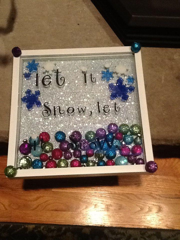 Bethany mota diy!♥ shadow box♥  DIY Projects!  Pinterest  ~ 120818_Diy Christmas Decorations Ideas Bethany Mota