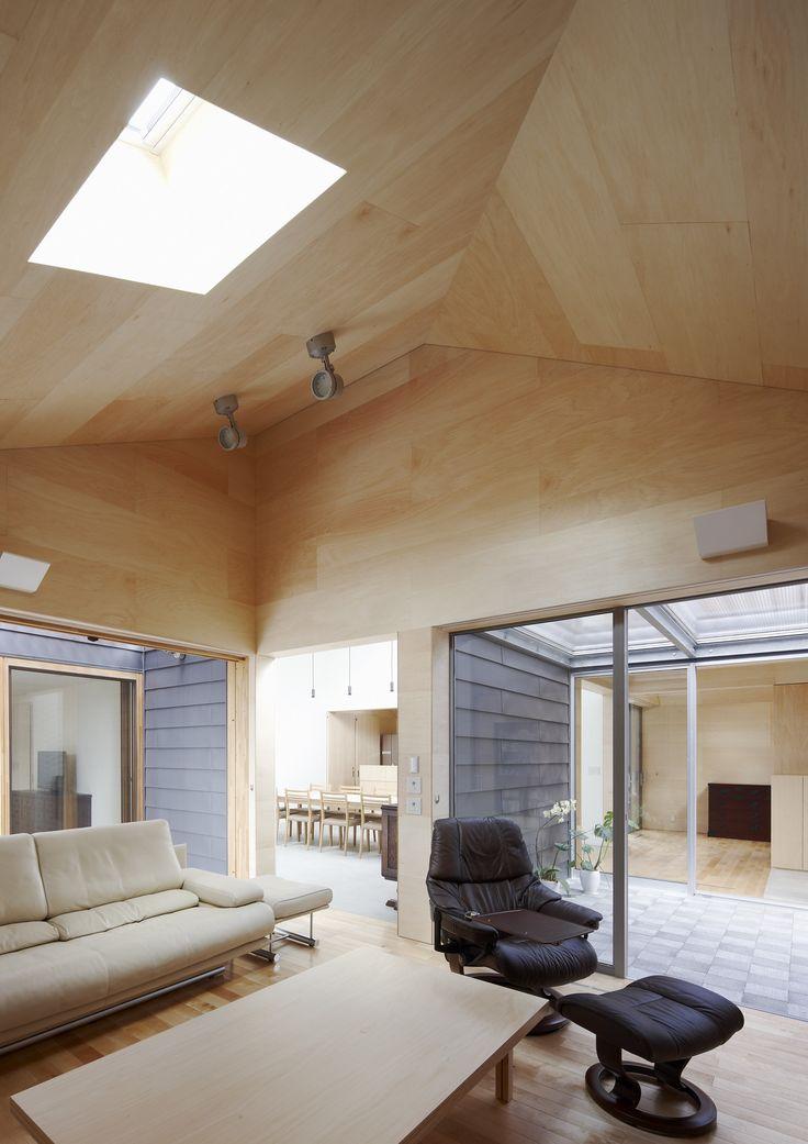 Gallery of House Yagiyama / Kazuya Saito Architects - 9