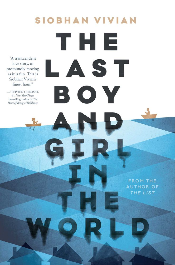 The Last Boy and Girl in the World – Siobhan Vivian https://www.goodreads.com/book/show/25785597-the-last-boy-and-girl-in-the-world