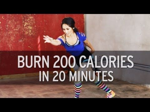 20 minute workouts to help you lose weight fast