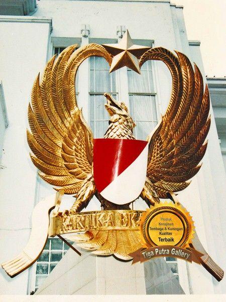 Logo TNI Angkatan Darat dari Kuningan