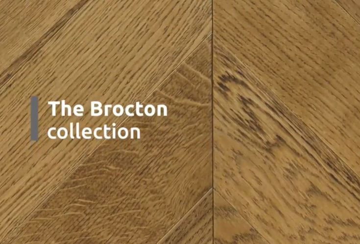 The Brocton Collection creates the illusion of an open clear space!