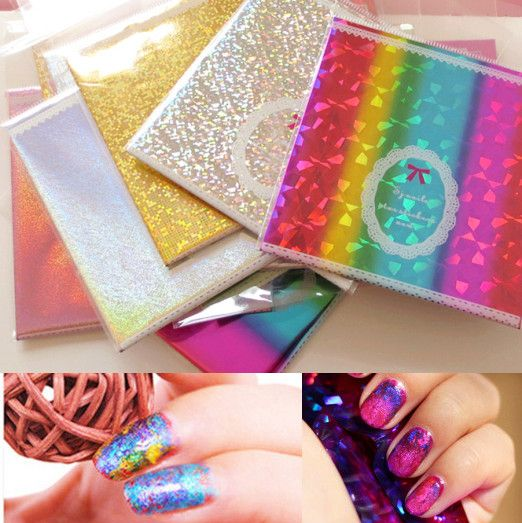 30 best nail art supplies images on pinterest nail art foils for nail art prinsesfo Gallery