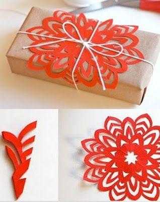 НАША СТРАНА МАСТЕРОВ: Как упаковать подарок. 15 потрясающих идей для упа...