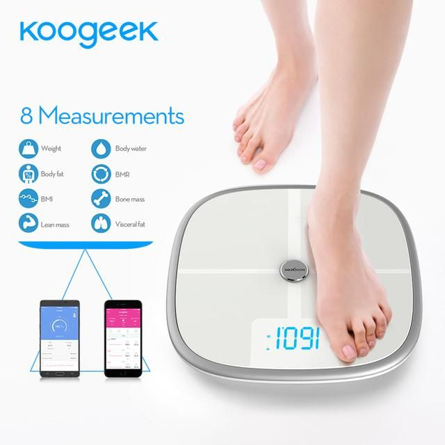 On my Shopify store : Koogeek Bluetooth Smart Scale http://1leuchtend.com/products/koogeek-bluetooth-smart-scale?utm_campaign=crowdfire&utm_content=crowdfire&utm_medium=social&utm_source=pinterest