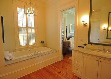 Narrower Vanity Idea Home Farm 1 Traditional Bathroom Charleston Alix Bragg Interior