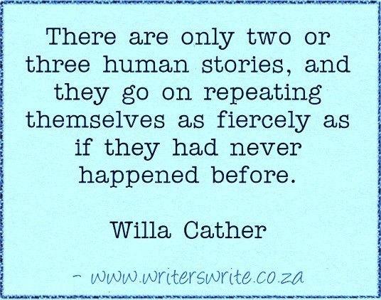 Quotable - Willa Cather