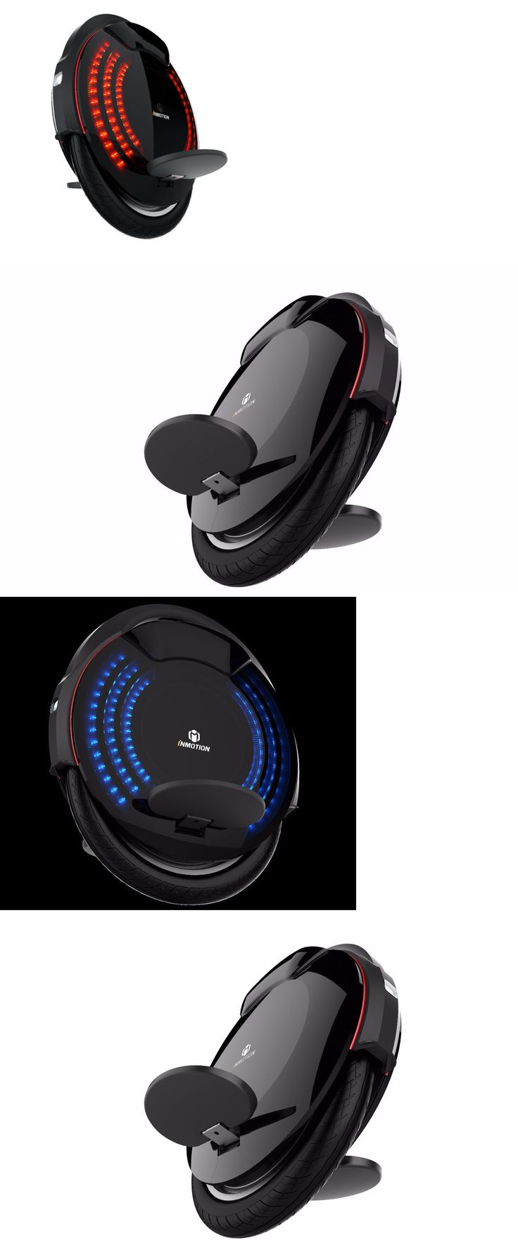 Electric Scooters 47349: Inmotion V8 One Wheel Self Balancing Unicycle With Mobile App -> BUY IT NOW ONLY: $999.99 on eBay!