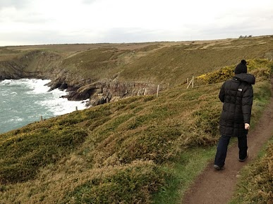 Ardmore Cliff Walk