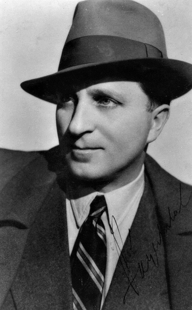 Páger Antal (1899-1986) Kossuth-díjas magyar színművész