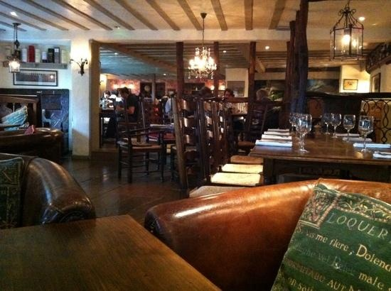 My favourite Hotel/Restaurant in the world! The Wild Boar, Crook, Bowness-on-Windermere