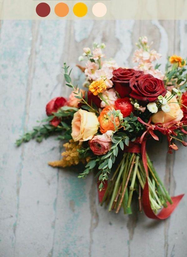 70 Herbstblumen Als Dekorative Blumenarrangements Hochzeit Deko