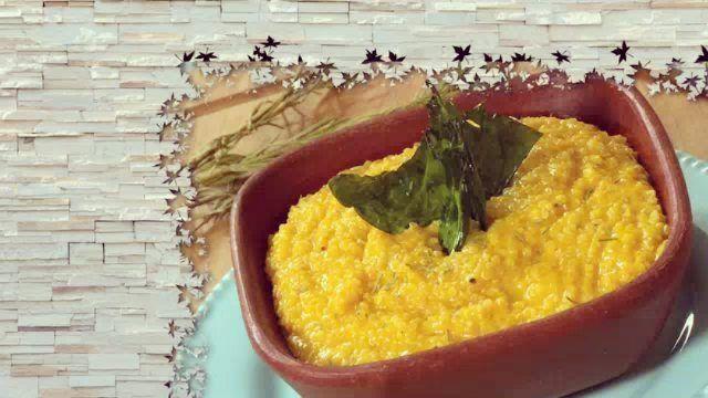 Rissoto de Quinoa y zapallo