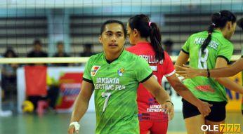 OLE777 Indo: Pelatih Filipina Protes Gender Pemain Voli Putri I...