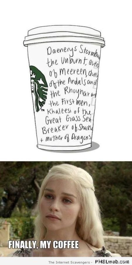 Game of Thrones funnies – The giggles are coming | PMSLweb