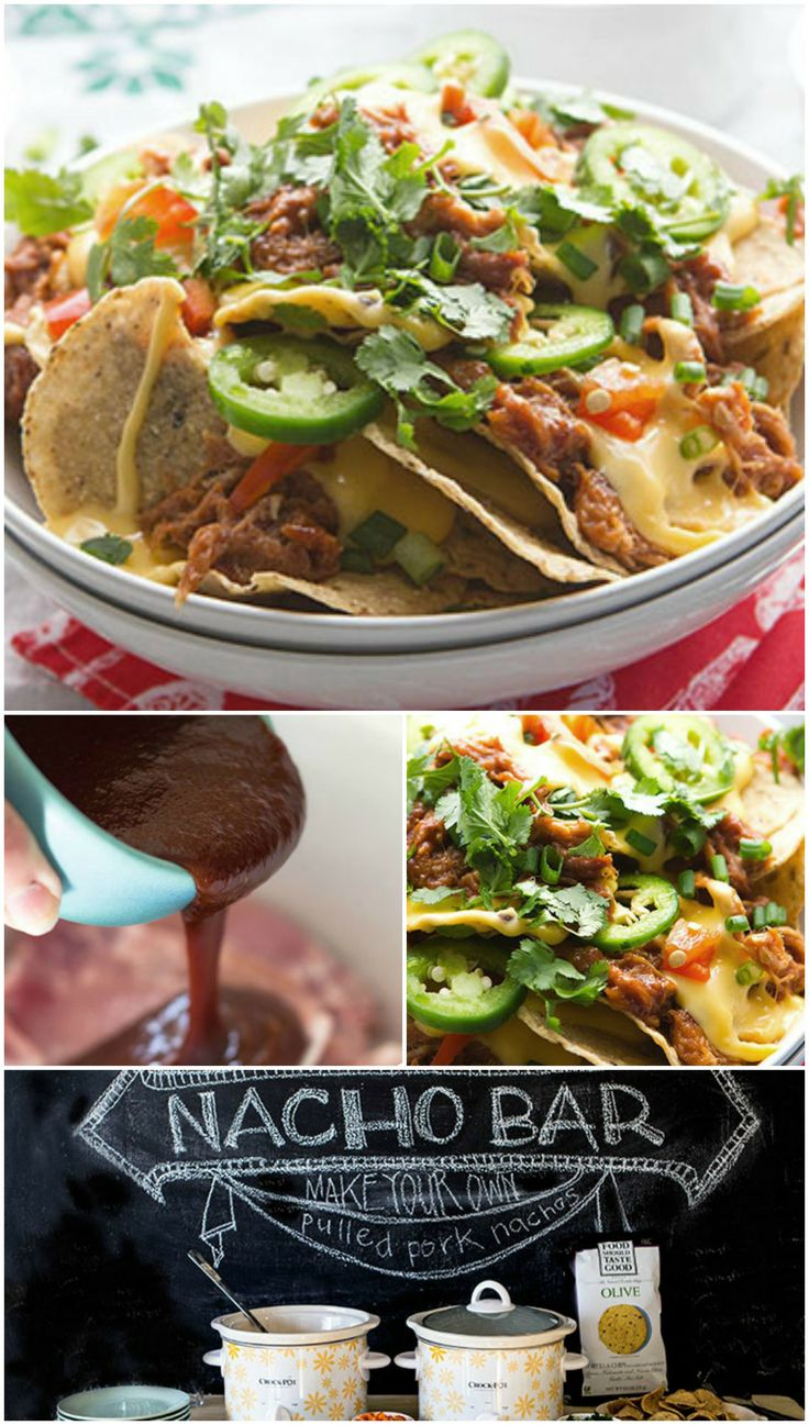 149 Best NACHO BAR STATION Images On Pinterest