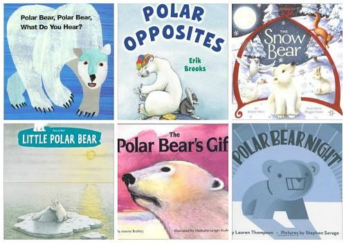 Polar Bear Activities and Books for Preschool!   The Preschool Toolbox Blog