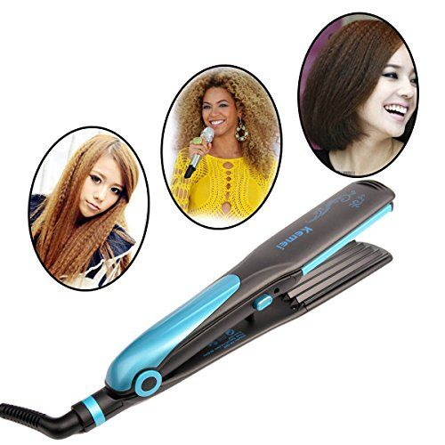 Les 25 meilleures id es de la cat gorie coiffures avec fer friser sur pinterest tutorial de - Boucle avec fer a lisser ...