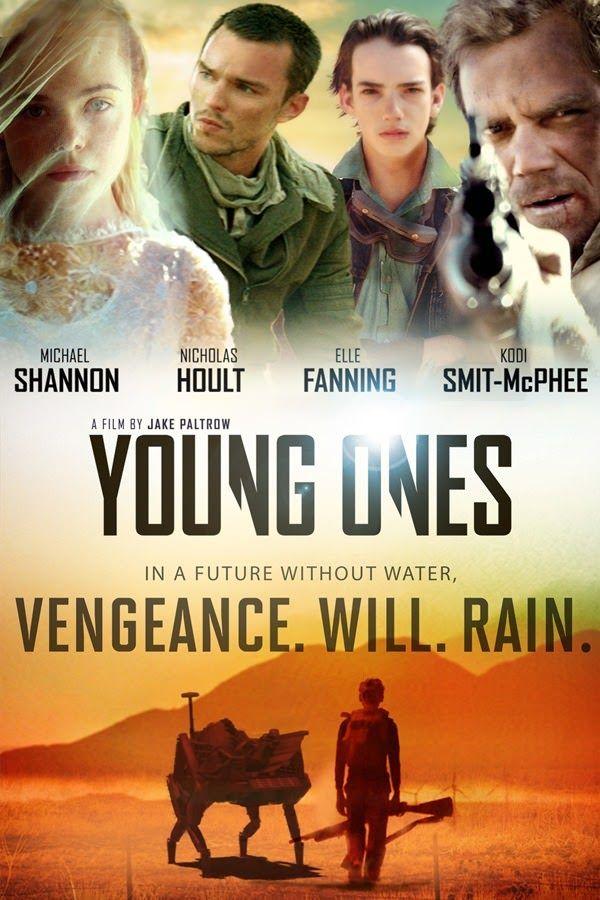 Young Ones-Gençler-Issız Toprak