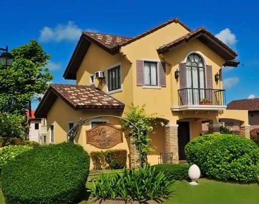amalfi amalfi offers a delightful community unlike any other this community in dasmarias cavite italian styles homes designs - Italian Home Design