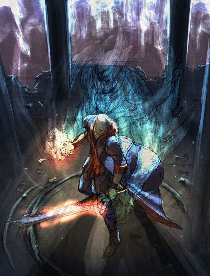 Devil May Cry IV #nero