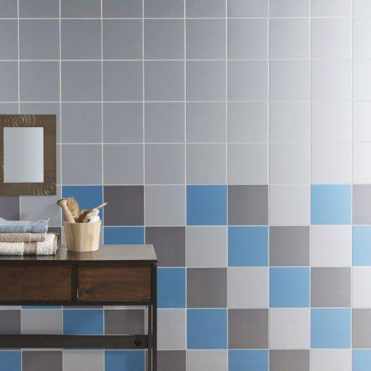 26 best Salle de bain images on Pinterest Bathroom, Grey and Bathrooms - blanchir joint salle de bain