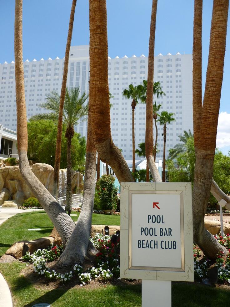 Club Tropicana in Las Vegas!