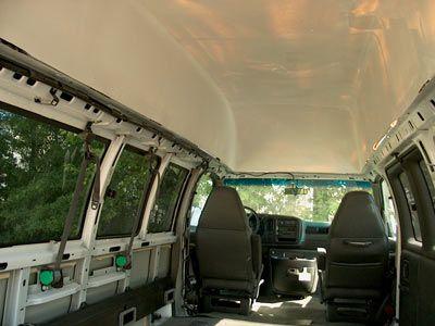 Fiberglass Molding Engineering Makes Handicap Van Tops Top Liners And Interior Panel Parts For A Number Of Different Vans