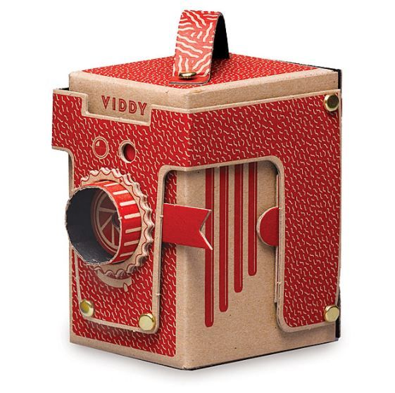 DIY Pinhole Camera Kit | The Best Gift Finder | Arts and Crafts
